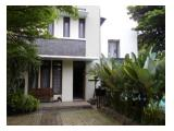 For Rent Rumah di Cipete - 5 BR with pool