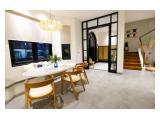 Ruang makan dan foyer