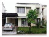 Disewakan Rumah Nyaman di Lippo Cikarang, Bekasi - 3+1 BR Semi Furnished/Furnished